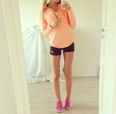 Shorts • thigh up #fitspo
