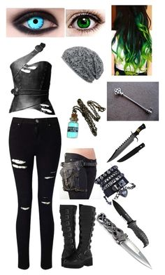 """My name is Carise"" by buttercupz ❤ liked on Polyvore featuring Shellys and Miss Selfridge"