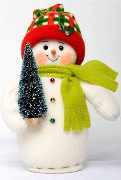 Crochet ideas that you'll love Christmas Sewing, Christmas Mood, Christmas Signs, Felt Christmas, Christmas Snowman, Snowman Crafts, Decor Crafts, Holiday Crafts, Diy And Crafts