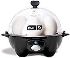 Dash Rapid Egg Cooker: 6 Egg Capacity Electric Egg Cooker for Hard Boiled Eggs, Poached Eggs, Scrambled Eggs, or Omelets with Auto Shut Off Feature: Electric Egg Cookers: Kitchen & Dining Soft Boiled Eggs, Hard Boiled, Small Kitchen Appliances, Kitchen Gadgets, Cooking Appliances, Smart Kitchen, Perfect Eggs, Electric Cooker, Sweet Paul