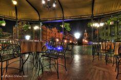 Ceainaria din Piata Operei - autor Antonius Plaian