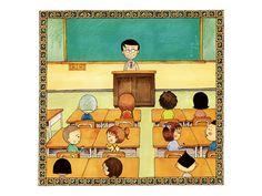 ちびまる子ちゃん・ゆうかい犯に気をつけろ 教室