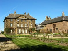 Ormesby Hall near Middlesbrough