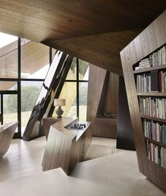 '18.36.54' BY STUDIO DANIEL LIBESKIND, A FEAT OF GEOMETRY - http://www.lanciatrendvisions.com/en/article/18-36-54-by-studio-daniel-liebeskind-a-feat-of-geometry