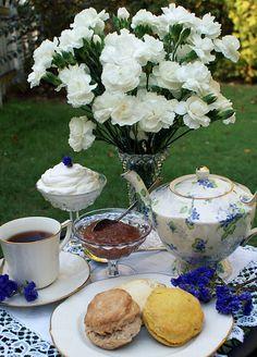 Lovely tea table