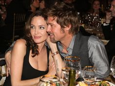 Angelina Jolie & Brad Pitt - 13th Annual Critics' Choice Movie Awards (2008) <3