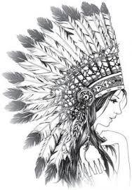 """Résultat de recherche d'images pour """"sketches of native american hunters"""""""
