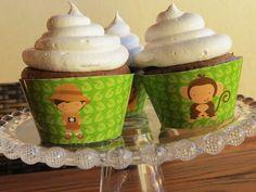 Wrapper cupcake - Fe