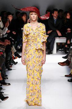 Shiaparelli, París Alta Costura Primavera Verano 2014 #fashion #lujo