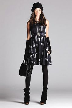 30 Perfect Fall Dresses — All Under $100 #refinery29  http://www.refinery29.com/cheap-fall-dresses#slide22