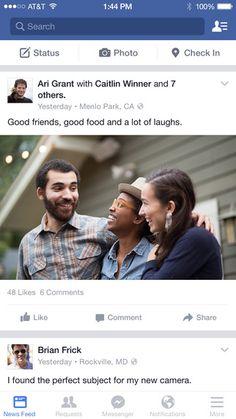 ONE: Facebook ya cuenta con soporte para las Live Photos de Apple