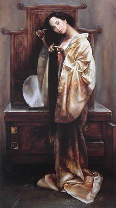 Zhang Yan Yuan (Chinese painter of the Tang Dynasty)