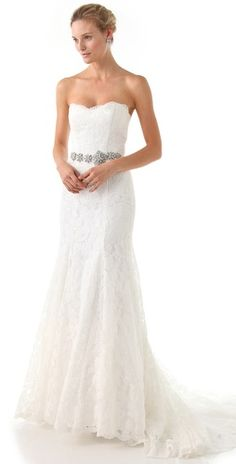 Save 35% on your Love,Yu wedding gown at shopbop.com. gorgeous.
