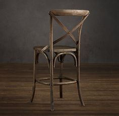 ... this is it! restoration hardware french bistro bar stools!
