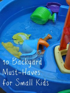 10 Backyard Must Haves To Help You Survive The Summer