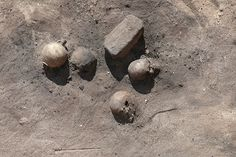 Archaeologists working in Thebes discovered a burial for victims of the 3rd-century C.E. Cyprian Plague.
