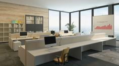 Should Your Small Business Have an Open Floor Plan Office?