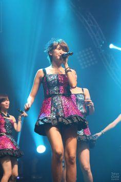 Japan Expo 15th Anniversary:Berryz Kobo x °C-ute in Hello! Project Festival ! / Berryz工房 - キャプ、徳永千奈美 Chinami Tokunaga、くまいちょー