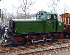Diesellocomotief 101 van de Nederlandsche Tramweg-Maatschappij | museumstoomtram.nl