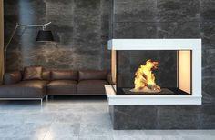 Alda Antracite Tile | 40x60cm Ceramic Planet