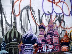Women Street Artists - which showcases women street artists and men who depict women's issues.