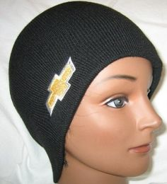Chevrolet Chevy Beanie Hat . $12.95. Black chevrolet beanie hat