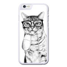 Mac Cat Phonecase for iPhone 6/6S Plus Case