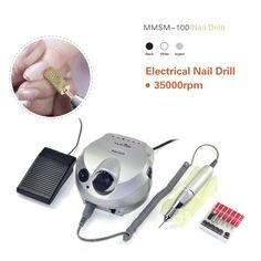 Find More Electric Manicure Drills & Accessories Information about Powerful…