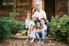 Feeling rustic in San Jose | San Jose Family Photographer » Jennifer Jacobson Photography