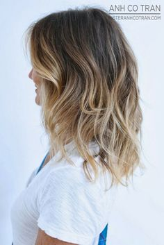 Cabelo: Long Bob Hair