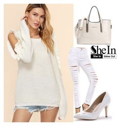 """""""SheIn"""" by kiveric-damira ❤ liked on Polyvore"""