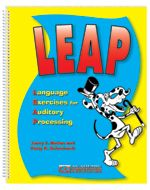 Exactly what I've been looking for!Language Exercises for Auditory Processing (LEAP)