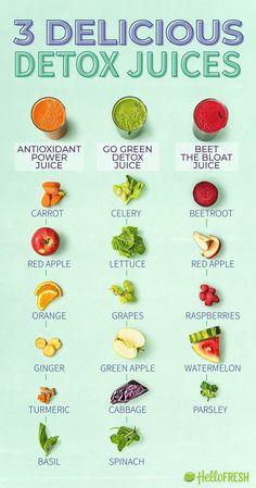 Healthy Juicer Recipes, Juice Cleanse Recipes, Healthy Detox, Healthy Juices, Detox Recipes, Healthy Smoothies, Healthy Drinks, Healthy Snacks, Nutribullet Juice Recipes