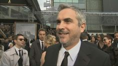 Oscars 2014: Gravity director Alfonso Cuaron says he's getting drunk to ...