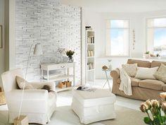 6m-wandpaneele-3d-wandverkleidung-wanddeko-deckenpaneel-tapete, Wohnzimmer dekoo