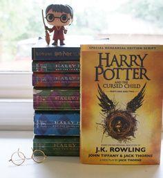Quem já terminou #HarryPotterAndTheCursedChild? .  Credits to @thenerdofbooks .  #book #books #bookstgram #bookstgrammer #totalbooknerd #hp #harrypotter #harrypotterandthecursedchild #booknerd #booklover #bookworm