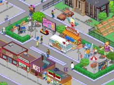 Electronic Arts is a leading publisher of games on Console, PC and Mobile. Los Simpson Springfield, Simpsons Springfield Map, Springfield Tapped Out, The Simpsons Game, Cartoon Network Adventure Time, Adventure Time Anime, Springfield Heights, Far Side Comics, Games
