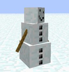 minecraft snow golem - Google Search