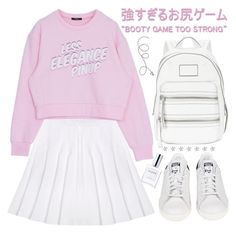 """I wish for world peace and for every girl to have a drake."" by alienbabs ❤ liked on Polyvore featuring adidas, Marc by Marc Jacobs, CLEAN, love, Pink, pastels and organized"