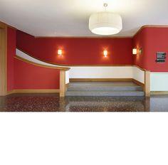 Joos & Mathys / Schmid Schärer Architekten - Alters- und Pflegeheim Neugut Landquart Interior Architecture, Interior Design, Loft, Construction, Furniture, Home Decor, Architects, Room Interior, Asylum