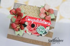 Congratulations Gift Card Holder by Latisha Yoast