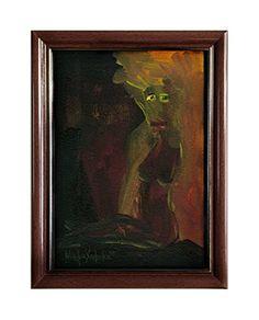 """EINGERAHMTER KUNSTDRUCK """"AFRICAN WOMAN"""" MARACHOWSKA ART MARACHOWSKA ART http://www.marachowska.com/"""