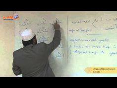 Arapça Dersi 8 - Muzâri Fiil (Arapça Öğreniyorum) - YouTube