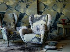 Martyn Thompson Studio Launches New Collection of Textiles