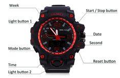 d7628e713351 11 Best SKMEI Watches for Men images