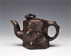 Hey, I found this really awesome Etsy listing at https://www.etsy.com/listing/166808653/budda-hand-stump-teapot-premium-and