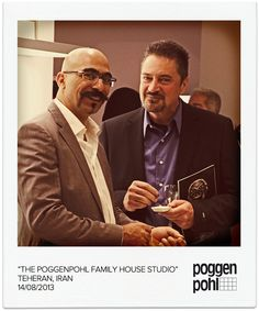 "Poggenpohl is back in Tehran with a new showroom concept called ""The Poggenpohl Family House Studio""."