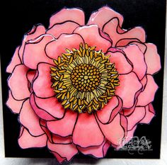 Blended Bloom Pin, Blendabilities, * Luv 2 Cre8 With U! *