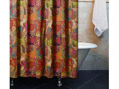 Jewel- Shower Curtain  GREENLAND HOME FASHIONS
