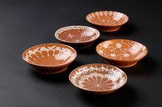 Henna Craft Premium Ceramics Collection by Humna Mustafa, via Behance